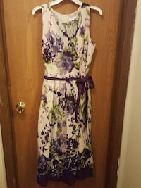 Summer Floral Dress (sz 14) Grayslake, 60030