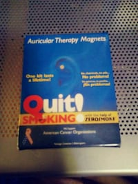Quit Smoking Magnet St. Cloud