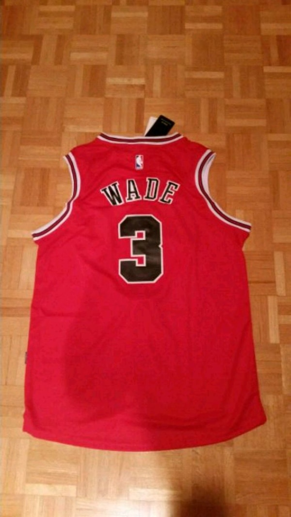 Used Dwyane Wade Chicago Bulls Jerseys for sale in Vaughan - letgo ebbe0a2ee