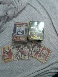 All metal babe Ruth collectors cards  Lawrence, 01841