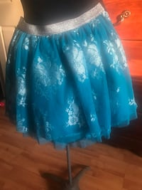 Justice skirt with shorts size $15 Windsor, N8P 1N2