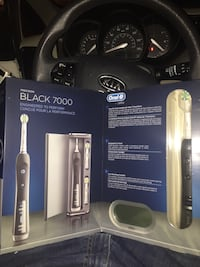 Black and blue oral-b toothbrush Virginia Beach, 23451
