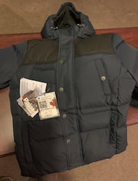 PAJAR KANE BRAND NEW NAVY XS WITH TAGS/NEUF AVEC ETIQUETTES TAILLE XS 790 km