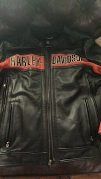 Harley Davidson leather jacket  Middletown, 10941