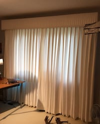 Curtains and valences Leesburg, 20175