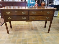 Entryway console table $165 plus tax  Spring Hill, 37174