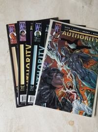 The authority.wild storm comics Surrey, V3W 2A1