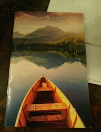 Prayers of Hope and renewal a wonderful little booklet Weehawken, 07086