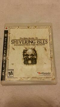 Shivering isles expansion pack Playstation 3