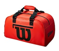 red and black duffel bag Tinley Park, 60477