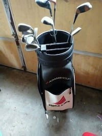 Golf bag only  38 mi