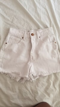 Denim curve shorts str XS Trondheim, 7023