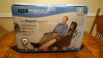 A massage relaxing therapy