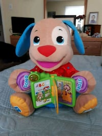 Fisher-Price Laugh and Learn Smart Stages puppy Brampton, L6T 3T6