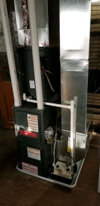 HVAC system 4500 $ replacement Goodman Broomall