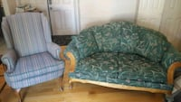 Love seat And chair Lancaster, 93536