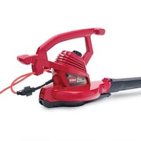 TORO Ultra Blower VAC. Works like new. With Vacuum attachments, never used   Falls Church, 22044