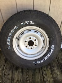 Used tire and wheel Myrtle Beach, 29575