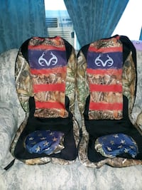 MATCHING SEAT COVER SET Harpers Ferry
