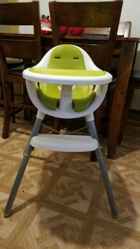 baby's white and yellow high chair Lafayette, 70506