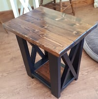 Rustic Farmhouse Side Tables / Night Stand St. Catharines, L2P 3C4