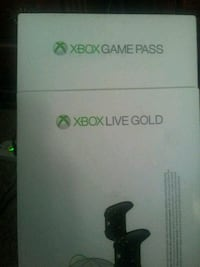 Game pass and gold Moss Point, 39562