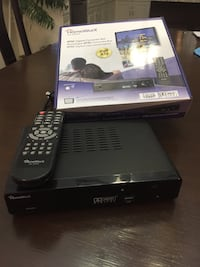 HomeWorx HW-150PVR digital converter box