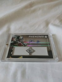 Autographed Le'veon Bell Rookie Card Fayetteville, 28306