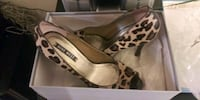 pair of brown leather flats Capitol Heights, 20743
