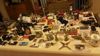 collectible estate sale.car toys,hood ornaments,car emblems...... Livonia