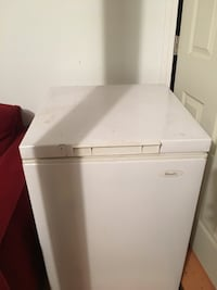 white compact refrigerator Decatur, 30034
