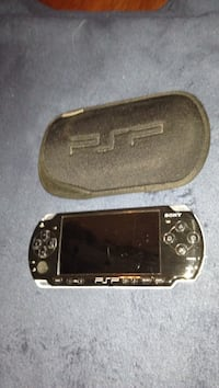 black sony psp no battery Winnipeg, R2M 2C2
