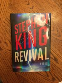 Revival by Stephen King Toronto, M1P 3A6