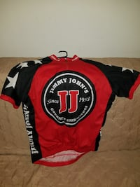 Mens jj jersey L new