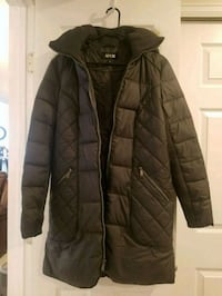 Ladies Apt. 9 Long Winter Jacket Parker, 80134