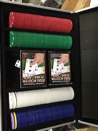 Poker chip set Whitchurch-Stouffville, L4A 1G2