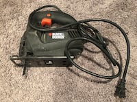 Black and decker jigsaw. Has been tested it works. Baltimore, 21222