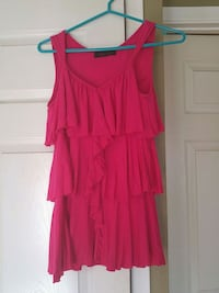 women's red sleeveless dress Laval, H7W 2R8