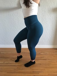 Seamless Lululemon Leggings Vancouver, V6P