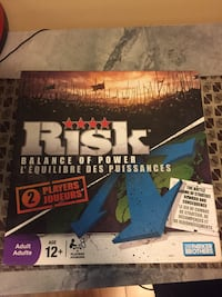 Risk board game for 2 Surrey, V3R