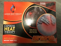 Express Heat Therapy Neck&Shoulder Pad London, N6J 2C7