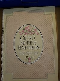 Grandmother remembers book Frederick, 21701