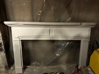 Wooden mantle Covington, 70433