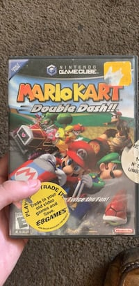 mariokart double dash gamecube  Columbus, 43201