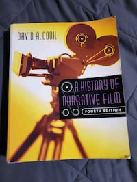A history of narrative film Los Angeles, 90023