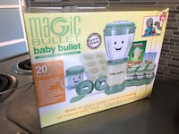 Baby bullet-brand new in box  Federal Way, 98023
