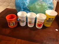 Plastic kids cup make offer Centereach