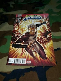 Marvel Avengers No Surrender Issue #677a Part 3 Chicago, 60629