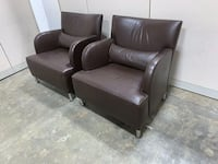 Lounge Chair - Genuine Grade (A)Italian Leather Ellesmere By Keilhauer #35