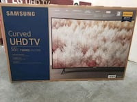 "55"" 55"" 4k ultra HDTV 2160p CURVE tv by Samsung.  Los Angeles, 90014"
